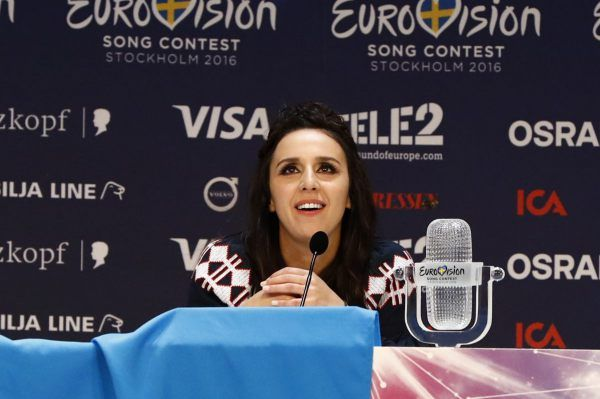 "Jamala: ""If you sing about truth, it can really touch people"""