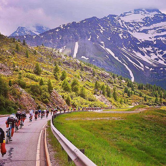 source instagram tdwsport  Simplonpass 2005m @tourdesuisse2017 #stage5 #peloton #mountains #landscape #cycling #simplonpass #suisse (c)📸@tdwsport 🤘🏻  tdwsport  2017/06/15 06:50:07