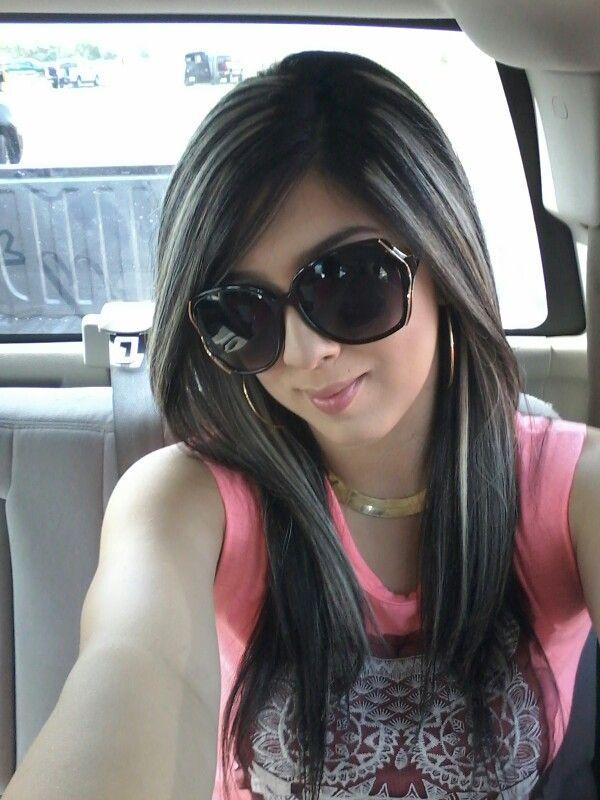 Platinum Highlights♡♡♡ Hair Pinterest Cabello