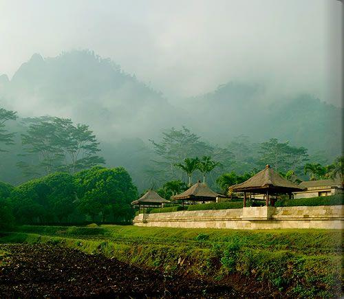 Amanjiwo Resort, Indonesia