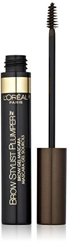 Achieve effortlessly full brows with the #L'Oreal Paris Brow Stylist Plumper. This brow gel allows you to fix and set brows that last all day.
