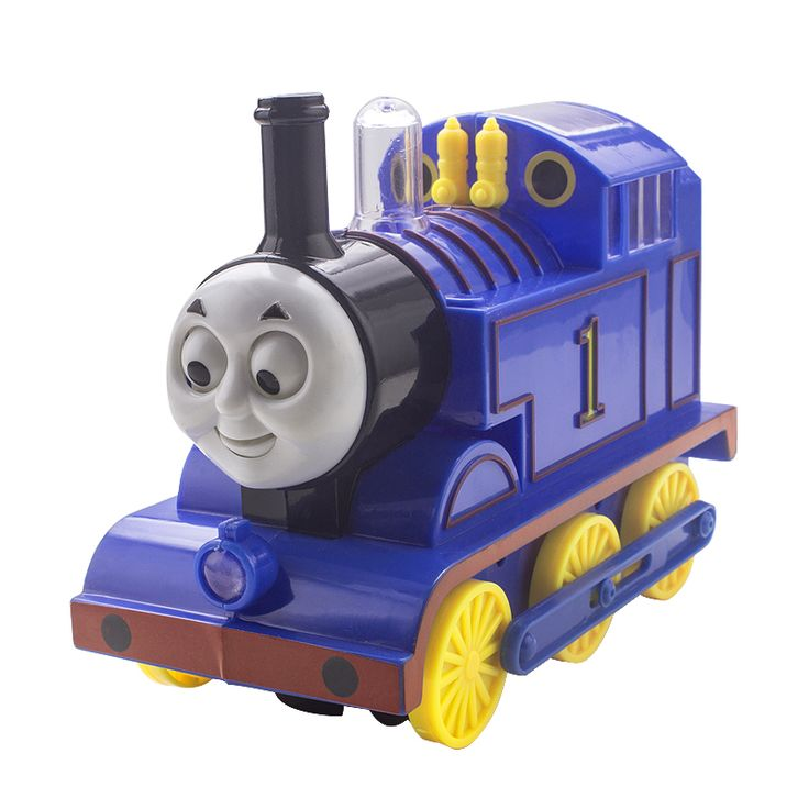Electric Thomas Train Toys With Light And Music Movable Eye Mouth Brinquedos Thomas And Friends Car Toys For Children