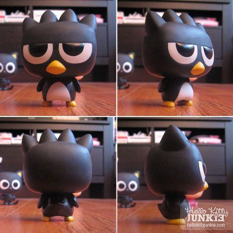 Funko POP! Sanrio collectible vinyl toys from Fugitive Toys -- Badtz-Maru