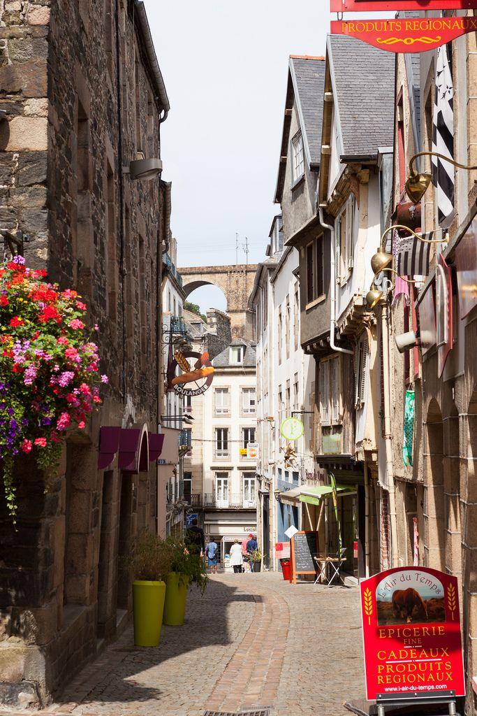 Morlaix - Bretagne - France (mazing Places