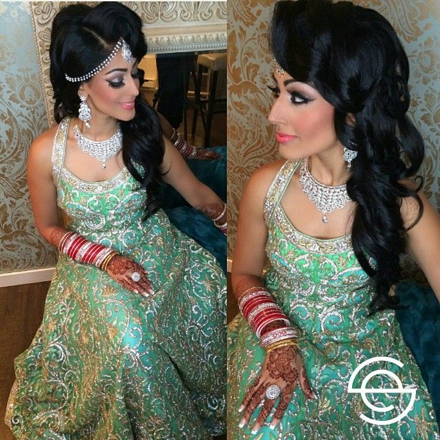 #throwback to our Bridal client Ronica Dhir. she looked amazing for her…