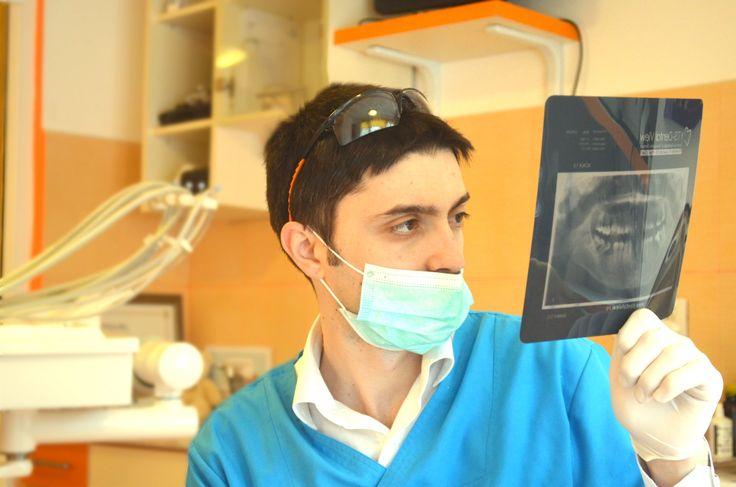 DDS Tiberiu Cazan, dentist,dentist office,implantology specialist,XRay evaluation