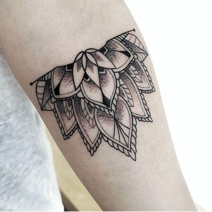 Best 20+ Half Mandala Tattoo ideas on Pinterest | Mandala ... - photo#12