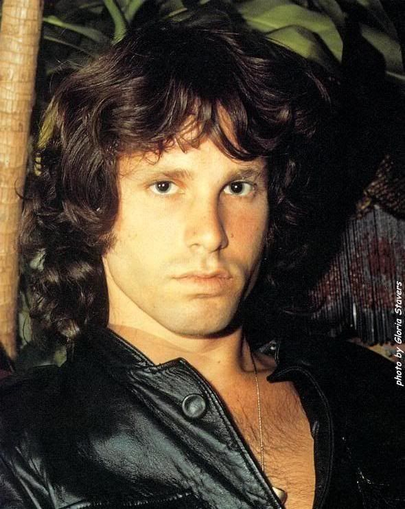Jim Morrison (The Doors) ~ poet extraordinaire and Lizard King!