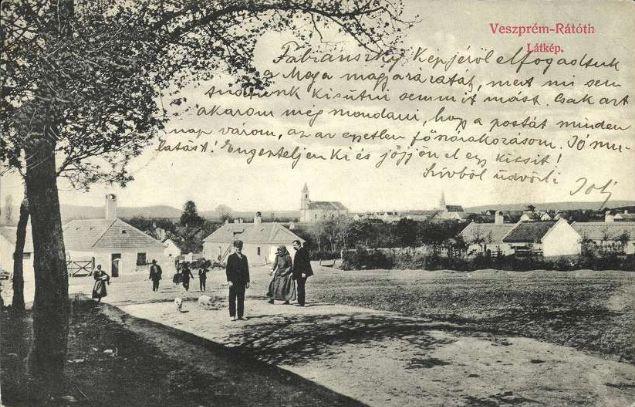 ITTHON VAGY - NÉZZ KÖRÜL NÁLUNK...: Veszprém régi képeslapokon / Folytatás a posztban