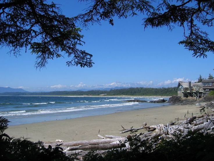 Wickanninish Beach - Ucluelet/Tofino, Vancouver Island - another beautiful beach!
