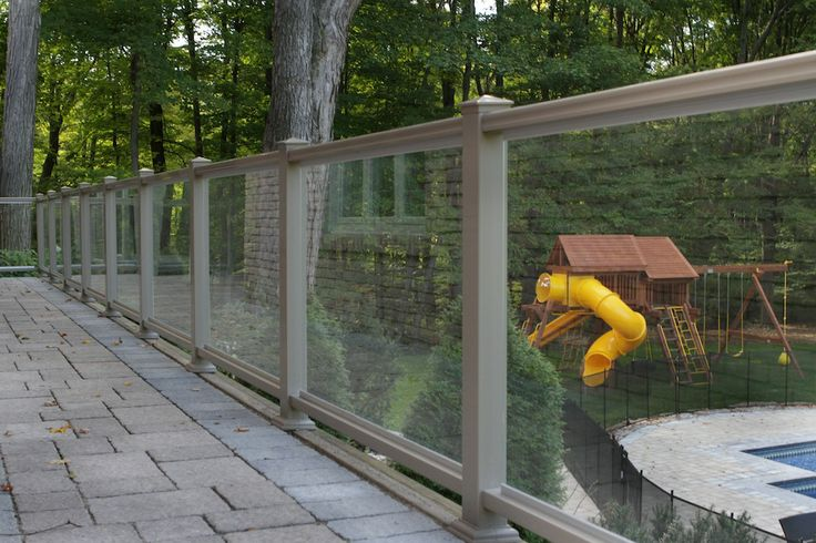 Vision Outdoor Glass Railing.
