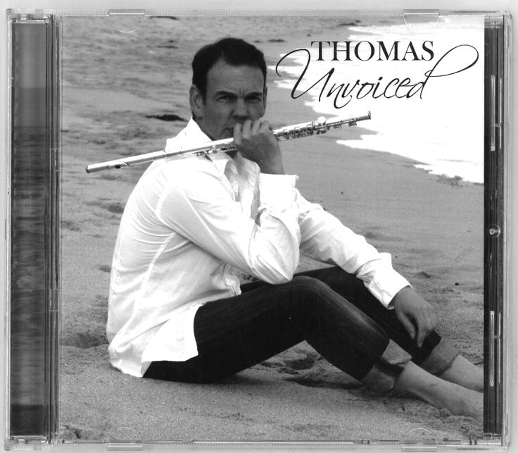 Unvoiced CD by Thomas, www.facebook.com/cptfluteplayer Photography by Andries Jordaan