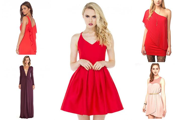 Ρομαντικά και σαγηνευτικά φορέματα για την ημέρα του Αγίου Βαλεντίνου (1)