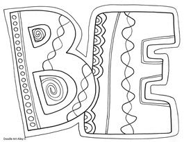 classroom rules coloring pages - coloring pages for kids of all ages perfect for classroom
