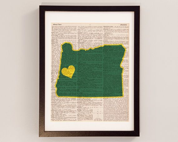 Hey, I found this really awesome Etsy listing at https://www.etsy.com/listing/168428536/oregon-ducks-dictionary-art-print-eugene