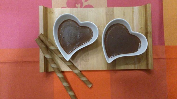 Crema al cioccolato della signora Pina......una garanzia