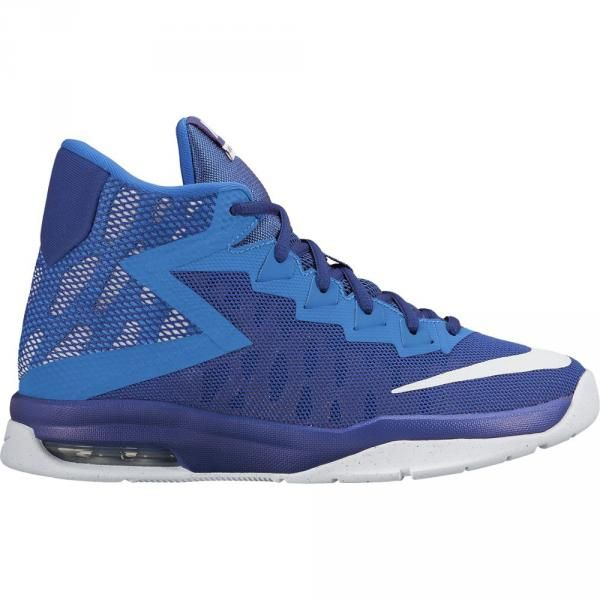 Nike Air Devosion (GS) GAME ROYAL/WHITE-PHOTO BLUE