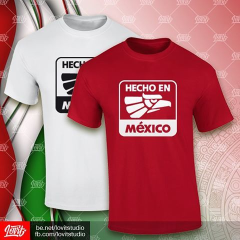 Ya empezaron los festejos por el día de nuestra independencia, celebra con orgullo, ven a #Lovit por una de las playeras conmemorativas que tenemos para ti... Y ¡que viva México!  #LovitStudio #Palenque #PalenqueChiapas #México #HechoenMéxico #Playera #Personalizada #Shirt #Independencia #VinilTextil