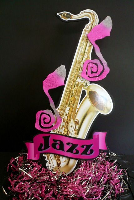 Musing with Marlyss: Jazz, Hip Hop, Rock 'n Roll Music Centerpieces