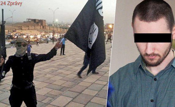 """Nejel jsem do Sýrie zabíjet, chtěl jsem, aby zabili mě! První český """"terorista"""" stanul před soudem"""
