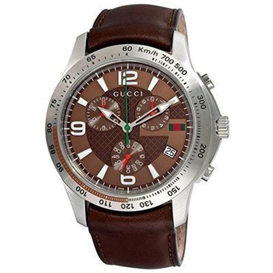 Timeless G-Gucci Cronografo - Modello 126 - Acciaio Gucci ya126222