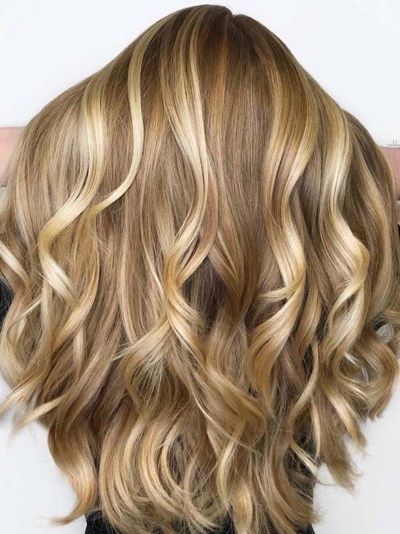 Shining Golden Blonde Hair Color Trends To Try Nowadays Brown