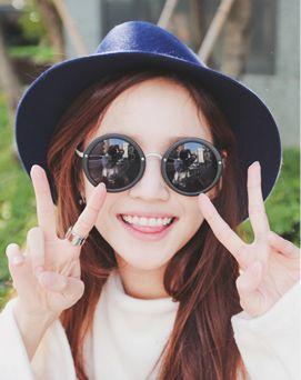 UV Coated Matte Black Sunglasses