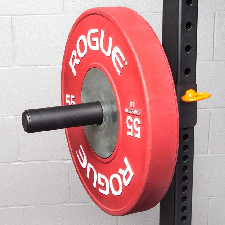 Add plate storage to your Infinity Rig, Wallmount, R3/R4 Racks and S-Line Squat stands.  Choose single or double storage options. Contact Rogue today!