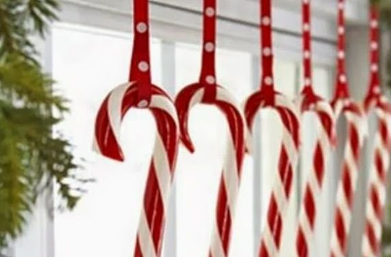 17 best images about decoracion navide a on pinterest for Adornos navidenos para oficina