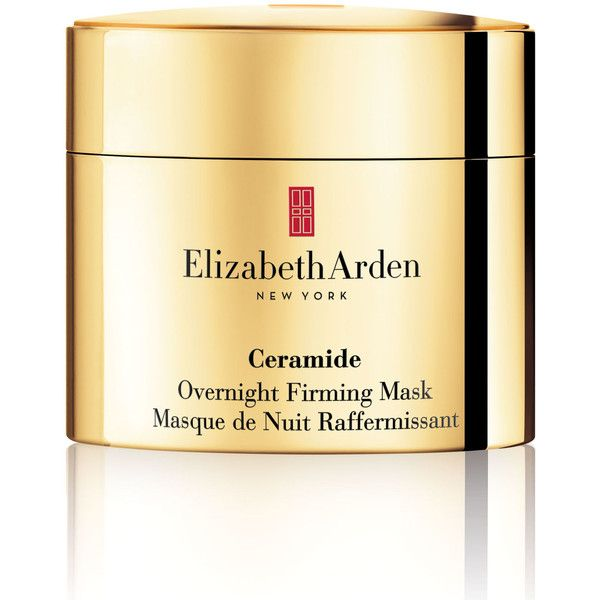 Elizabeth Arden Ceramide Overnight Firming Mask (1.144.175 IDR) ❤ liked on Polyvore featuring beauty products, skincare, face care, face masks, elizabeth arden, face mask, elizabeth arden face mask, elizabeth arden mask and facial mask