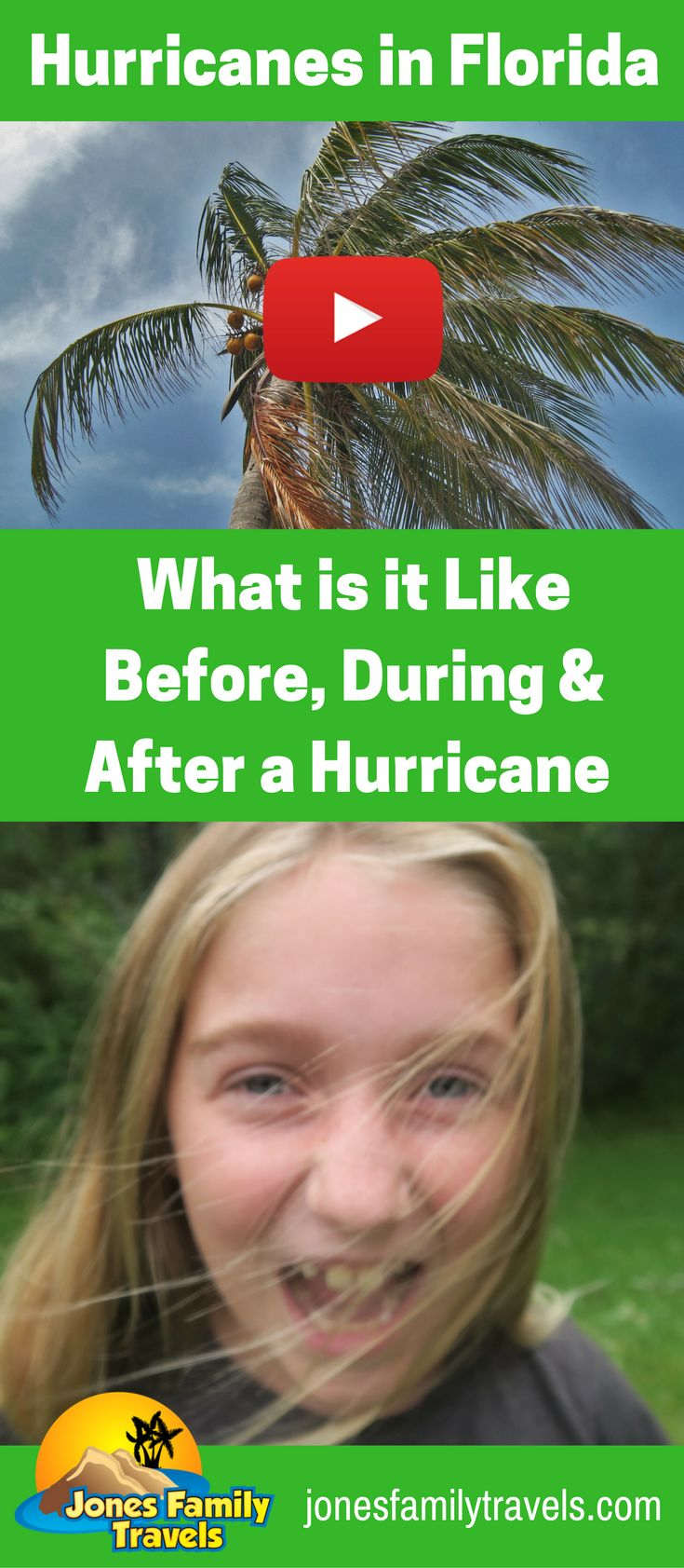 #hurricaneirma What is it like before, during, and after a hurricane in Florida?
