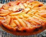Tarta de Manzana Invertida