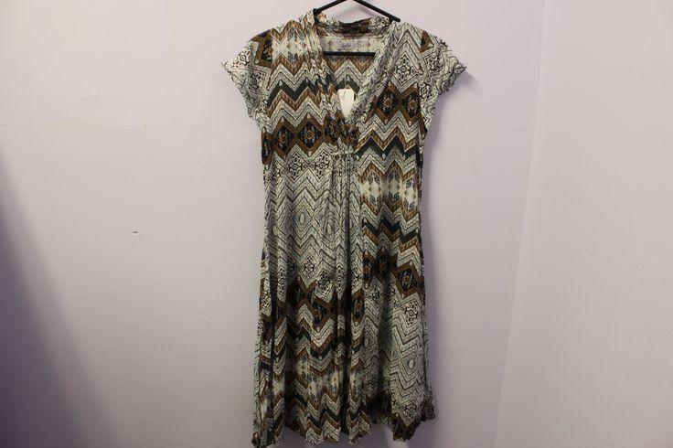 ALESSI - Tribal Print Dress