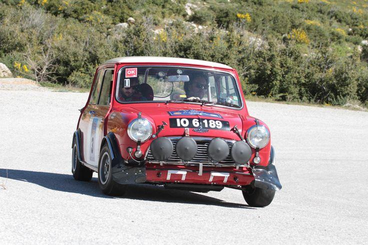 Classic rally of Greece 2016