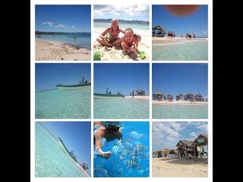 Diashow - Paradise Island/Isla Paraiso/Paradies Insel - Cayo Arena - Punta Rucia - Nordwestküste Dom Rep