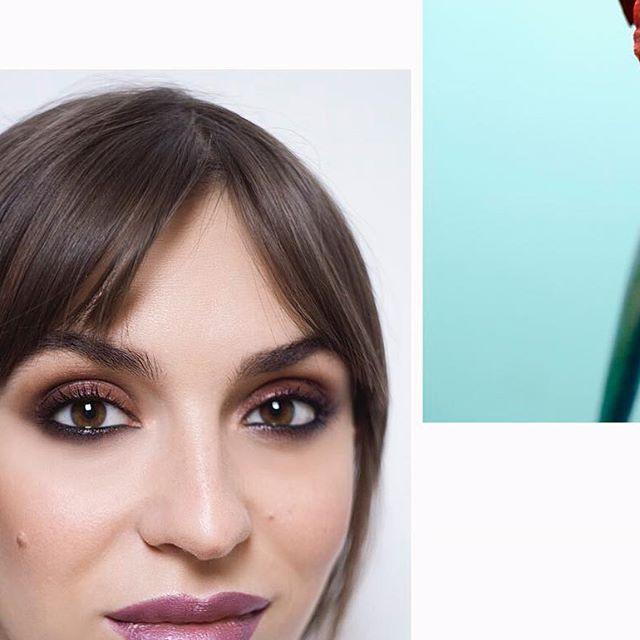Совсем скоро make-up school во главе с нашим гуру макияжа Элиной Мухаметшиной @eli_beauty_m откроет для вас свои двери! А пока любуемся прекрасной Таней и восхищаемся мастерством Элины. : @snapesnegg #cosmotheca #cosmothecabackstage #космотека #космотекасамара