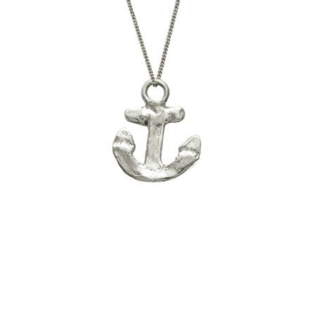 Fashion :: Jewellery :: Anchor Necklace 3D