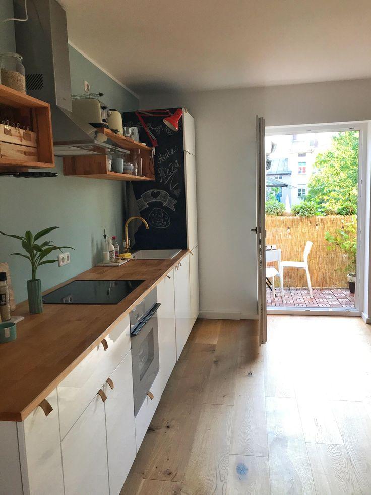 Os últimos dias do verão … # cozinha #scandi #interiord …   – Wohnen und Dekoration