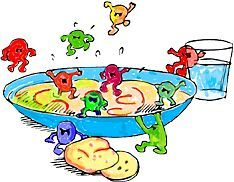Las bacterias como contaminantes de los alimentos. - Marina Muñoz Cervera - Las bacterias pueden contaminar nuestros alimentos y el agua, causándonos enfermedades. En Las llaves para la inocuidad de los alimentos., hemos podido ver cómo podemos ev...