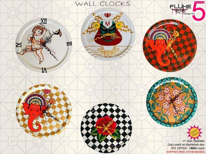 #wallclock #metal #unique #bespoke #handpainted #fashion #lifestyle #accessory #designer #fashionista #dreamer #accessories #accessorize #art #artist #design #decor #flukedesign #handpaint #handcraft #handcrafted