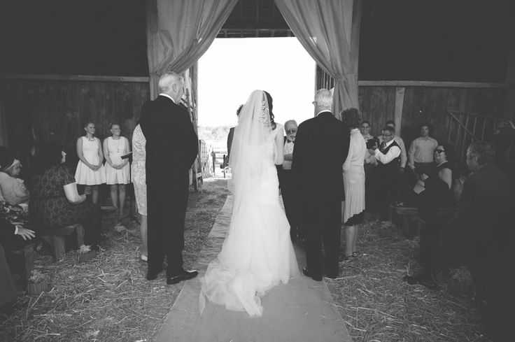 Stunning ceremony @TocalHomestead  #tocalhomestead #rusticwedding #wedding #popcornphotography