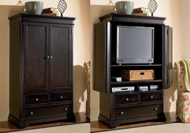 1000 images about living room on pinterest tv armoire. Black Bedroom Furniture Sets. Home Design Ideas