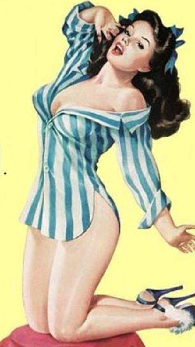 Oo, nice neckline for a shirt dress...