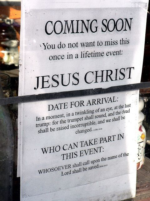 """Coming Soon!!!  If you are Living, you will not miss the """"Coming of Jesus Christ"""". But will you be ready to see him. He will be """"Judging the Living and the Dead""""( 2 Timothy 4:1, Matthew 25:31-46). And reward the Faithful with eternal life( John 3:16-17). Maybe some do not believe that his """"Coming will not take place, but you are very wrong"""". You can be apart of this blessed Event, and be happy to see King Jesus. All you need to do is put your faith in him, so that you will be Saved and not…"""