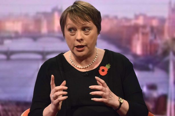 Damning: Shadow Defence Secretary Maria Eagle