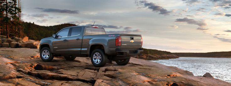 2015 Colorado: Small Truck – Compact Pickup Truck   Chevrolet