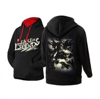 League of Legends pullover hoodie Jarvan Ⅳ mens sweatshirts