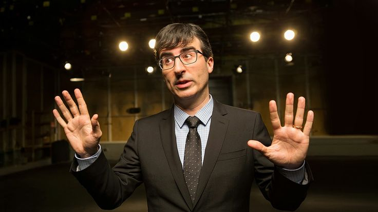 Why Last Week Tonight with John Oliver is a new breed of political comedy