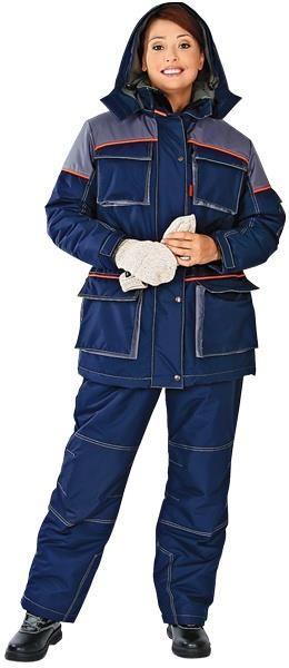 Костюм женский зимний рабочий