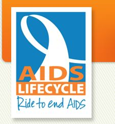 Please donate!    AIDS Lifecycle Ride to end AIDS    AIDS/LifeCycle is co-produced by the San Francisco AIDS Foundation and the L.A. Gay & Lesbian Center and is designed to advance their shared interests to end the pandemic and human suffering caused by AIDS.